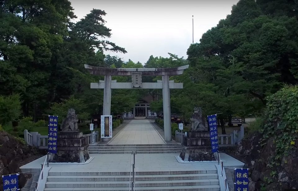 Takeda Jinja