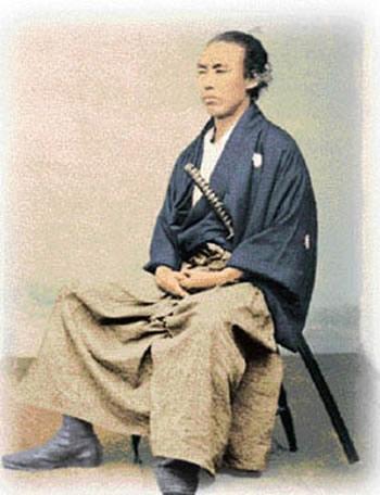 Sakamoto Ryoma (1836-1867)