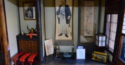 Sakamoto Ryoma at Teradaya Inn