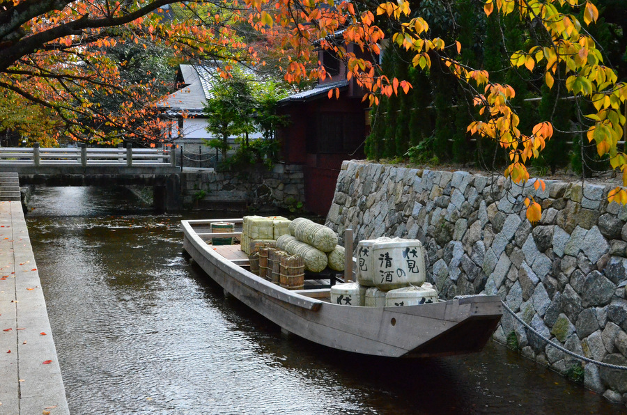 Fushimi in Autumn