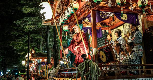 Kuri Matsuri, the Chestnut Festival