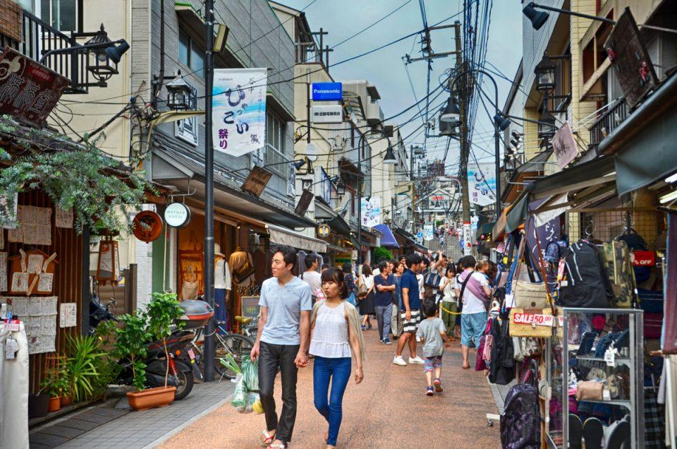 Yanaka Ginza: Nostalgia in Tokyo