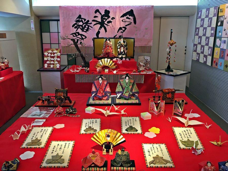 как макаронные музей оригами в японии смотреть картинки однажды