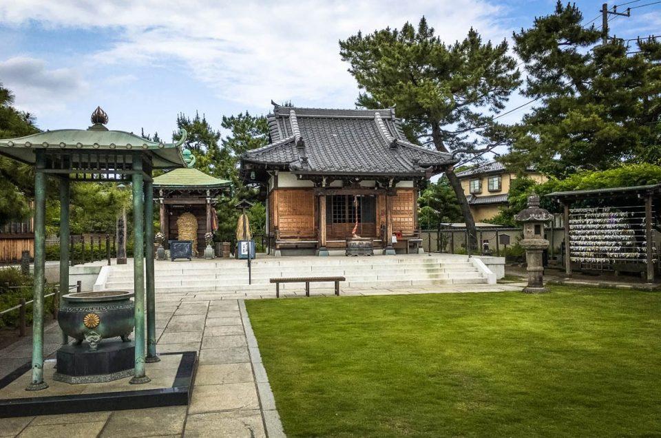 Nanzoin Temple at Tokyo