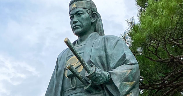 Hijikata Toshizo, a great samurai