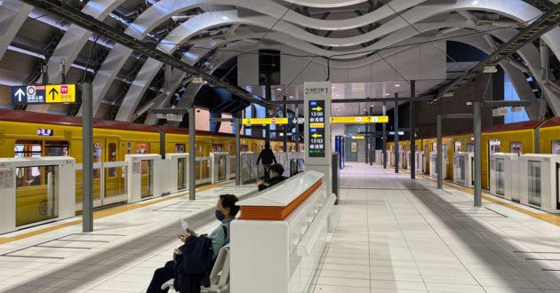 Photo of the day: Shibuya Station