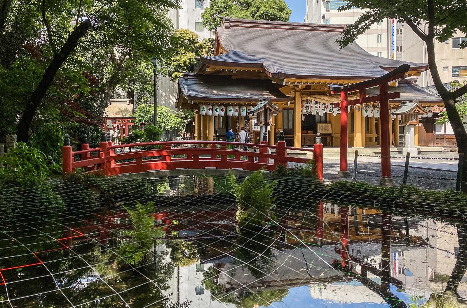 Shizuoka: Ogushi Shrine